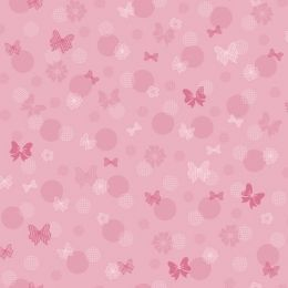Tapet MNNIE MOUSE BOWS & DOTS | DY0178